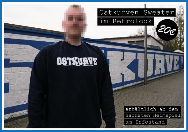 Ostkurven Sweater HP FB
